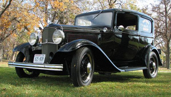 1932 Dodge Delivery