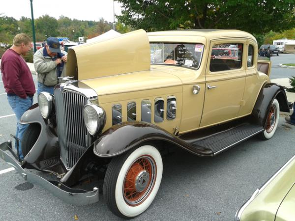 1932 Hudson Greater Eight