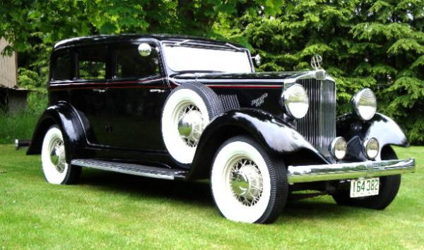 1932 Hupmobile Series F-222