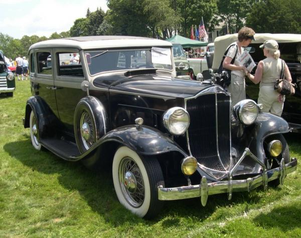 Nash Standard Eight