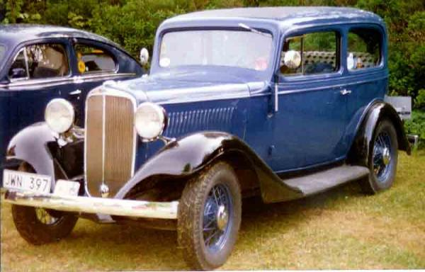 1933 Chevrolet Mercury