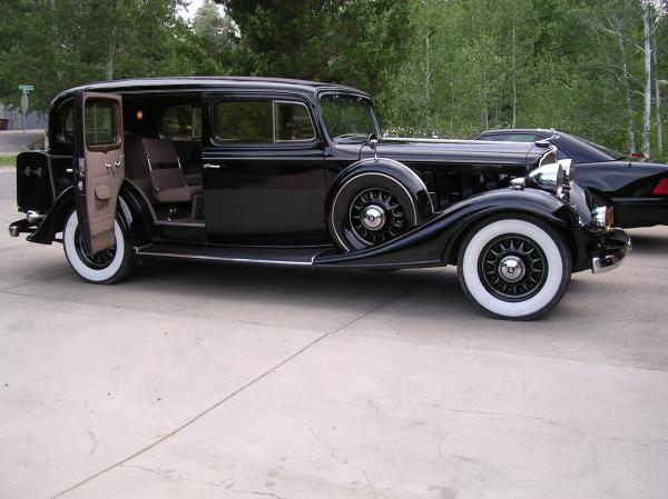 1933 Buick Series 90