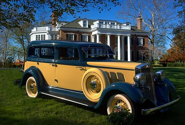 1933 Hupmobile Series K-321