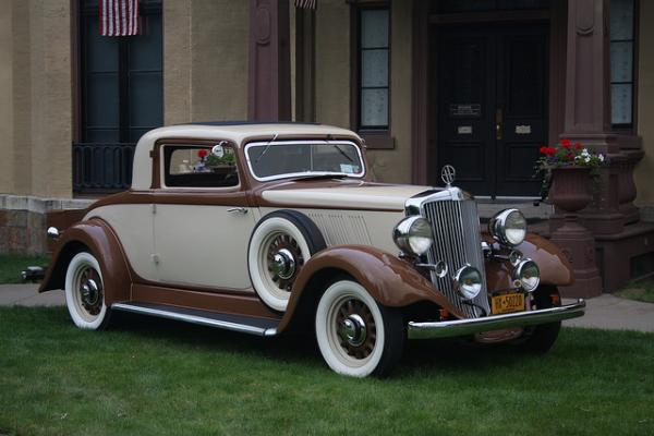 1934 Hupmobile Series K-421