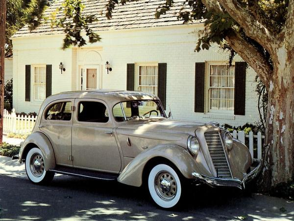 1935 Hupmobile Series 521-O