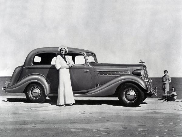 1935 Hudson Special Eight
