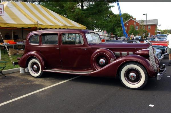 1936 Packard Super Eight