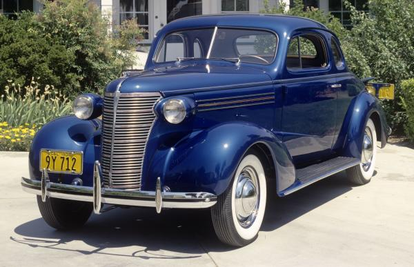 1938 Chevrolet Coupe Pickup