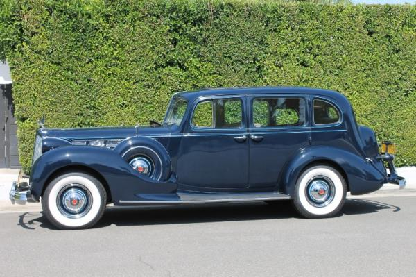 1938 Packard Super Eight
