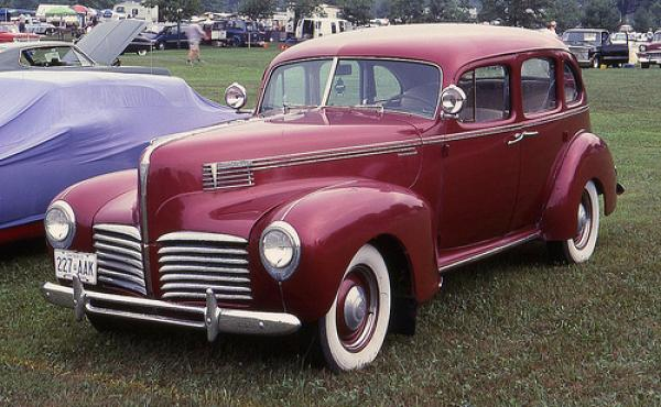 1940 Hudson Country Club Eight