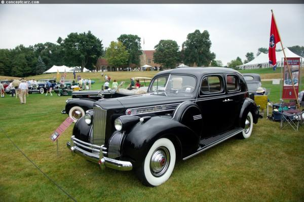 1940 Packard Super