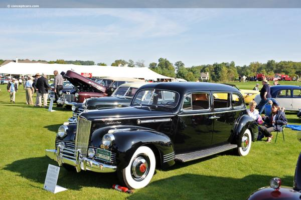 1942 Packard Super Eight