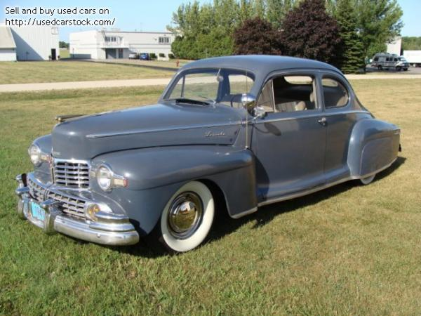 1947 Lincoln Model 76H