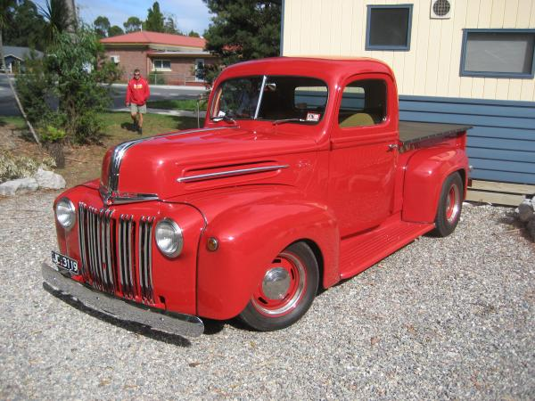 1947 Willys Pickup
