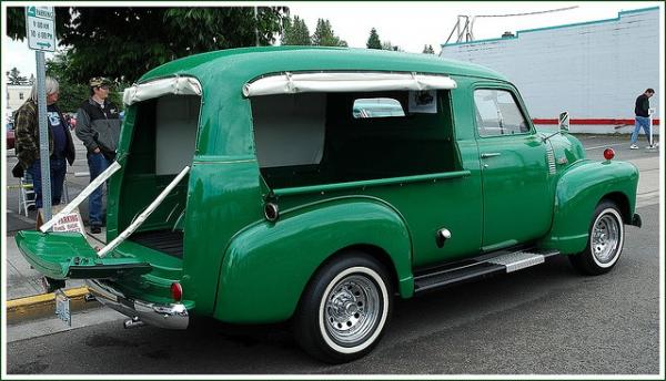 1948 Chevrolet Canopy Express