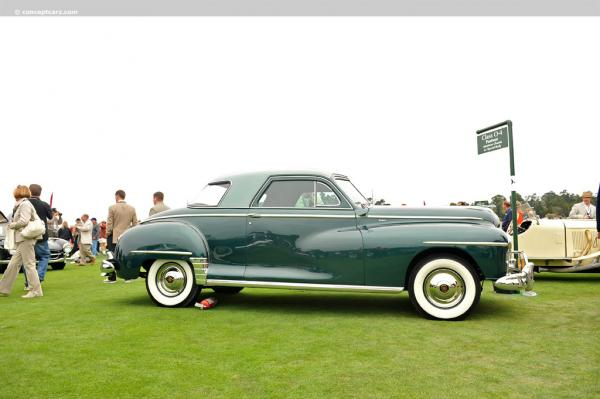 1948 Packard Custom