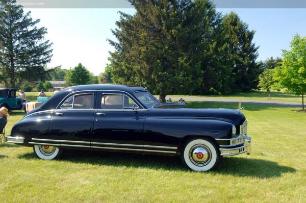 1949 Packard Custom Eight