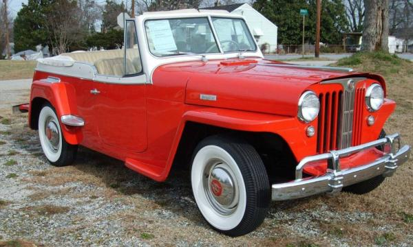 1949 Jeepster #1