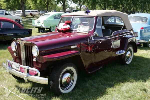 1949 Jeepster #2
