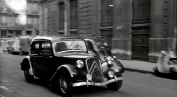 1949 Citroen Legere