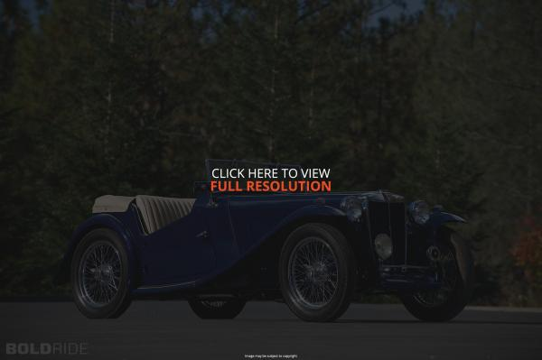 MG TC Roadster
