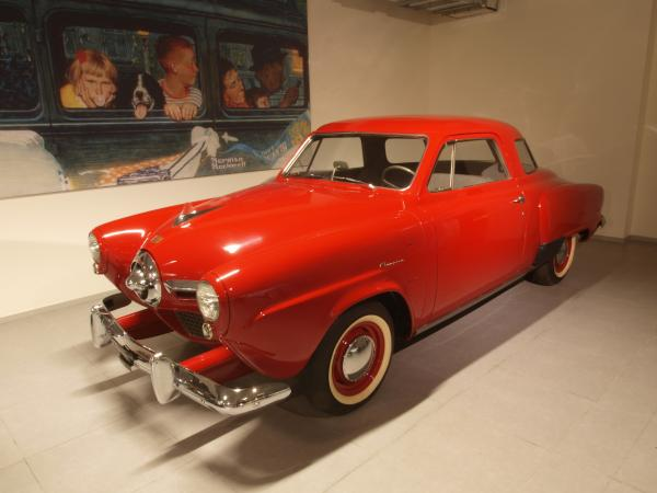 1950 Studebaker Champion Regal