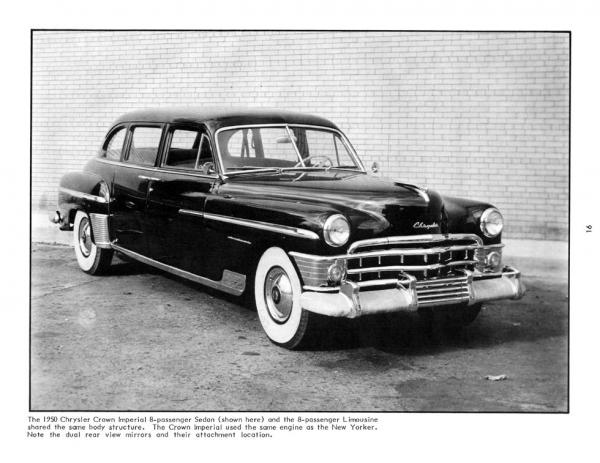 1950 Chrysler Crown Imperial