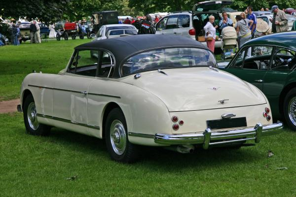 1950 Jensen Interceptor