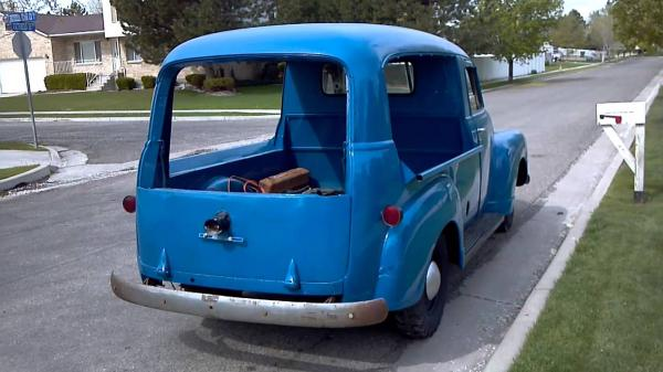 1951 Chevrolet Canopy Express