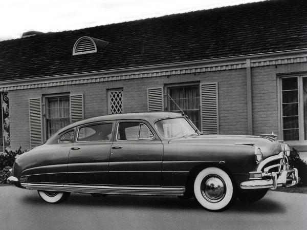 1951 Hudson Commodore Six
