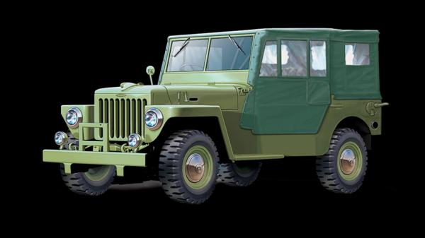 1951 Studebaker Land Cruiser