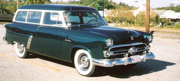 1952 Ford Ranch