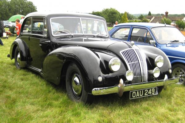 1952 AC Two-Litre