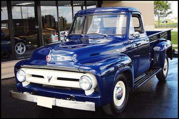 1953 Ford F250