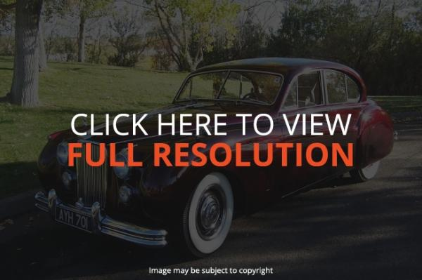 1953 Jaguar Mark VII