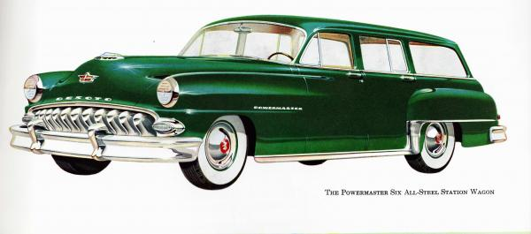 Desoto Powermaster Six