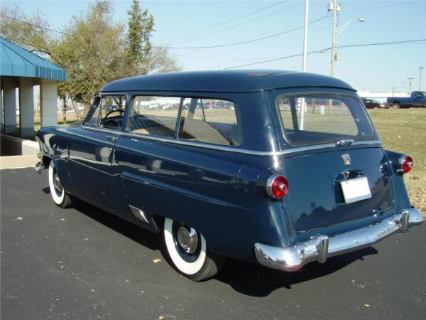 1953 Ford Ranch