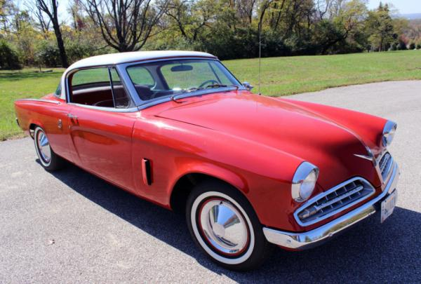 1954 Studebaker Champion Regal