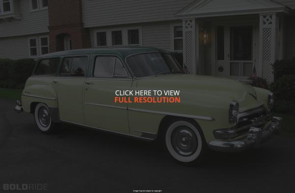 1954 Chrysler Town & Country