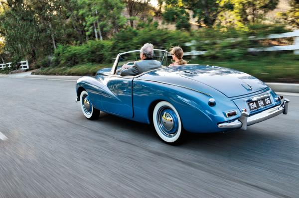 1955 Sunbeam Alpine