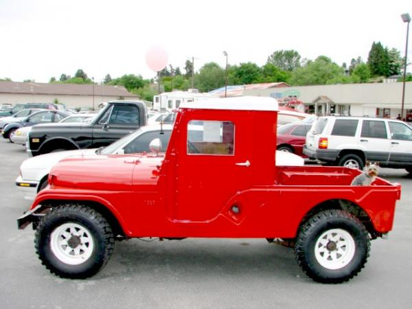 1956 Willys CJ-6