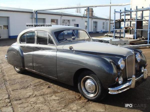 1956 Jaguar Mark VII