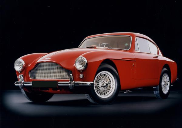1959 Aston Martin DB Mark III