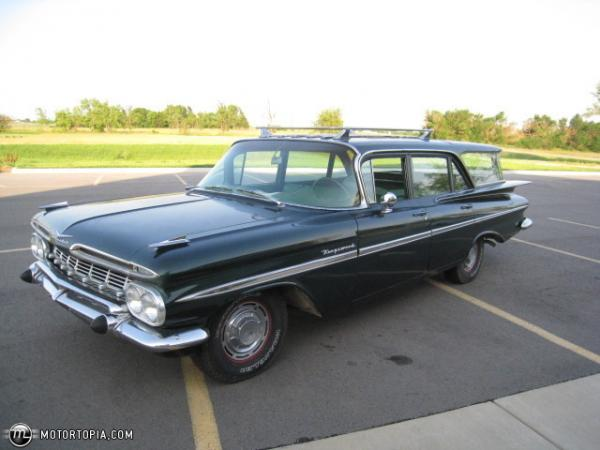 1959 Chevrolet Kingswood