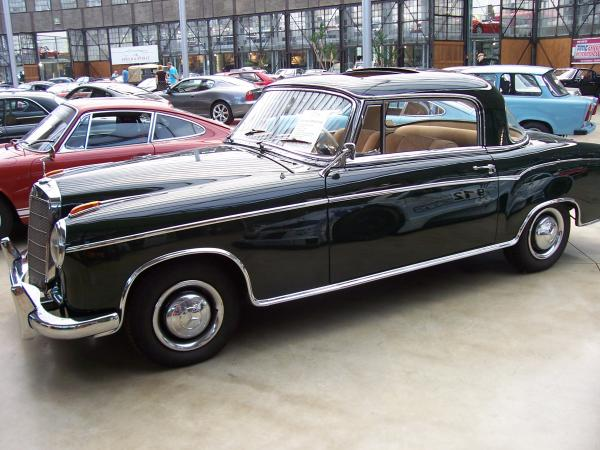 1960 Mercedes-Benz 220 SEb