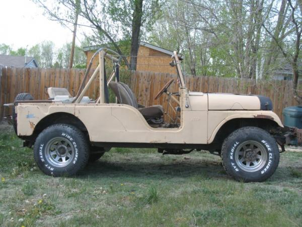 1961 Willys CJ-6