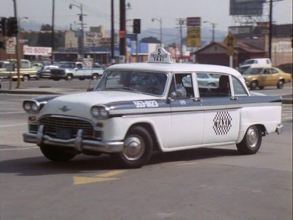 1961 Checker Marathon