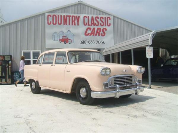 1961 Checker Superba