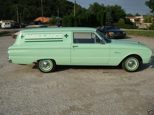 1962 Ford Sedan Delivery