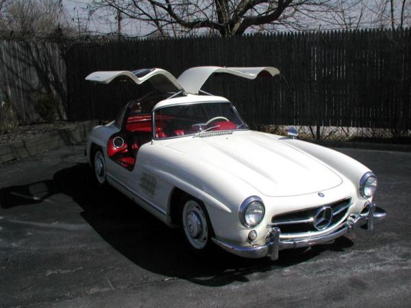 1963 Mercedes-Benz 300SL